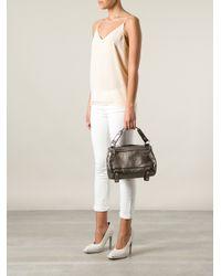 Golden Lane - Gray Mini Tote Bag - Lyst