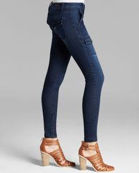 Joie Blue Jeans So Real Skinny in River