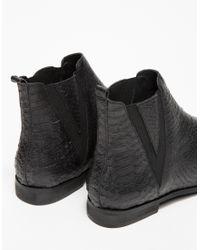 Jeffrey Campbell - Black Harvell Boot - Lyst