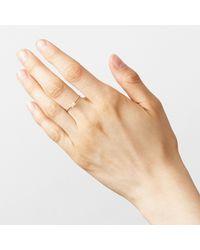 Satomi Kawakita | Metallic Gold Star Ring | Lyst
