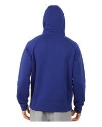 Nike   Blue Aw77 Fleece Fz Hoodie for Men   Lyst