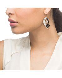 Lulu Frost | Metallic Lumen Earring | Lyst