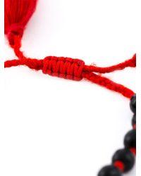 Ileana Makri | Black 'komploi' Enamel Bracelet | Lyst