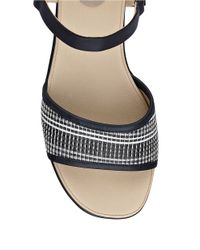 Easy Spirit | Black Kanani Dressy Sandals | Lyst