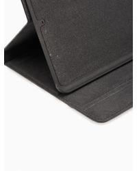 Y-3 Black Ipad Mini Stand Case for men
