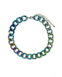 Nasty Gal - Multicolor Pure Moods Necklace - Lyst