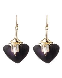 Alexis Bittar | Black Kinshasa Flint Earring You Might Also Like | Lyst