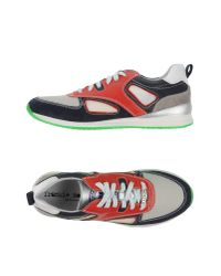 Frankie Morello Red Low-tops & Trainers for men