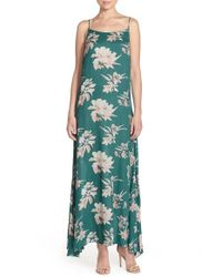 dff8f29ae482 Free People. Women's 'star Chasing' Floral Maxi Slip Dress