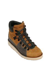 Diemme - Gray Roccia Due Leather Walking Boots for Men - Lyst