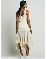 Free People | Natural Intimately Womens Lila Maxi | Lyst