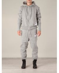 Final Home Gray Track Pants for men