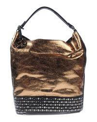 Mugler | Metallic Handbag | Lyst