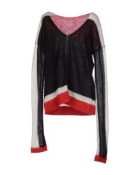 Space Style Concept - Red Cardigan - Lyst