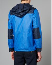 Bellfield - Blue Kyte Jacket for Men - Lyst