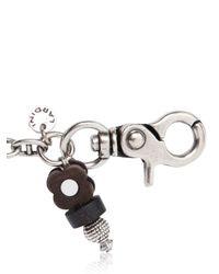 Lardini - Brown Murano Glass Beads Pocket Chain for Men - Lyst