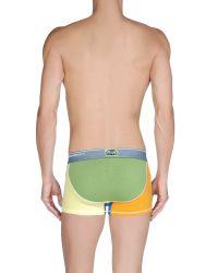 DIESEL - Blue underwear briefs boxers for Men - Lyst