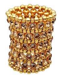 Philippe Audibert - Metallic Bracelet - Lyst
