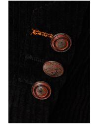 BOSS Orange Black Regular-fit Jacket In Corduroy: 'beddie1-w' for men