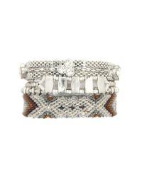 Hipanema | Metallic Bracelet - Pearl | Lyst
