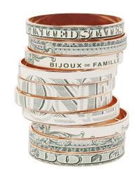 Bijoux De Famille | Multicolor Crazy Dollar Bangles | Lyst