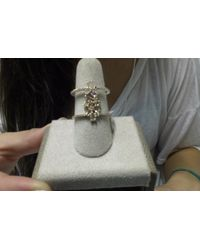Anne Sisteron - Pink 14kt Rose Gold Diamond Delice Ring - Lyst