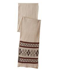 Pendleton - Natural Knit Muffler - Lyst