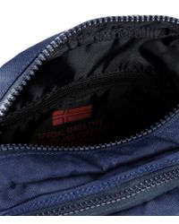 Napapijri | Blue Cross Body Bag for Men | Lyst