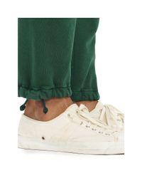 Polo Ralph Lauren - Green Fleece Athletic Pant for Men - Lyst