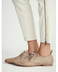 Free People - Brown Montrose Rogue - Lyst