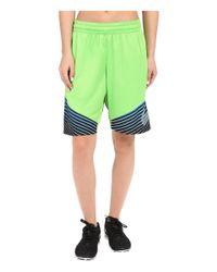 Nike - Green Elite Basketball Short for Men - Lyst