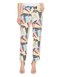 Trina Turk - Multicolor Moss 2 Pants - Lyst