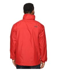 The North Face - Red Resolve 2 Jacket for Men - Lyst