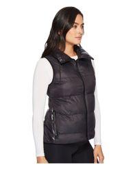 New Balance - Black 247 Sport Thermal Vest - Lyst