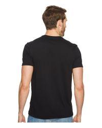 Calvin Klein Jeans - Black Old School Ck Jeans Logo Tee for Men - Lyst