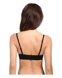 Calvin Klein - Black Perfectly Fit Multiway W/ Removable Pads - Lyst