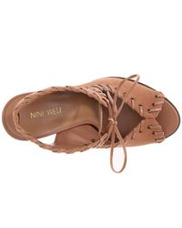 Nine West - Brown Hotstuff - Lyst