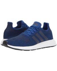 9a9a905ee65e99 Lyst - Adidas Originals Swift Run in Blue for Men