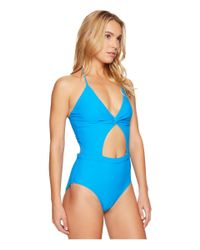 6 Shore Road By Pooja - Blue Divine One-piece - Lyst