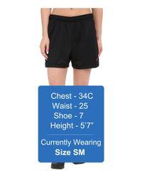 Nike   Black Dri-fittm Academy Knit Shorts   Lyst