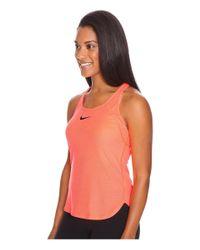 Nike - Multicolor Court Slam Breathe Tennis Tank Top - Lyst