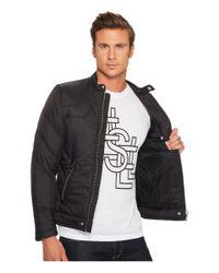 DIESEL - Black W-deacon Jacket for Men - Lyst