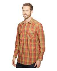 Pendleton - Multicolor Long Sleeve Frontier for Men - Lyst