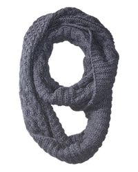 Polo Ralph Lauren - Multicolor Traveling Aran Neck Ring Scarf - Lyst
