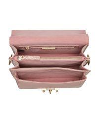 Sam Edelman - Pink Gessica Skin Shoulder Bag - Lyst