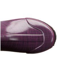 Bogs - Purple Linen Rainboot - Lyst