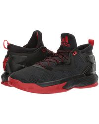 Lyst - Adidas D Lillard 2 in Black for Men 8008844d7a