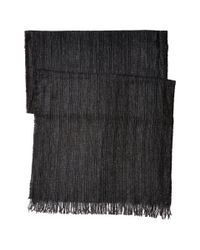 John Varvatos - Black Ticking Stripe for Men - Lyst