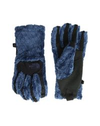 The North Face   Blue Women's Denali Thermal Etip™ Glove   Lyst