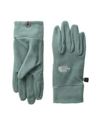 The North Face - Green Women's Tka 100 Glove - Lyst